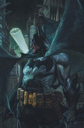 Detective Comics #1027 Simone Bianchi Torpedo Comics Virgin Exclusive