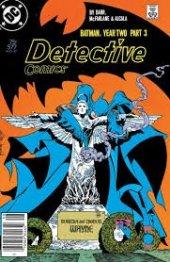 Detective Comics #577 Newstand Edition