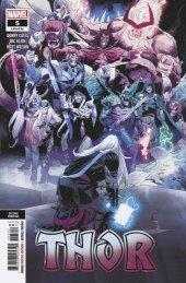 Thor #5 2nd Printing Variant