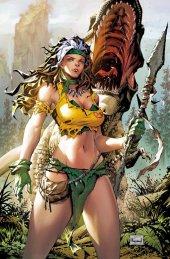 X-Men #10 Unknown Comics Kael Ngu Savage Land Virgin Exclusive