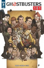 Ghostbusters 101 #3 Subscription Variant