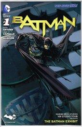 Batman #1 Warner Brothers VIP Studio Tour Variant