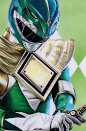 Mighty Morphin Power Rangers #50 Scorpion Comics Exclusive Chris Clarke Variant