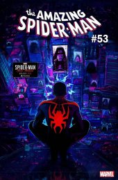 The Amazing Spider-Man #53.LR Hickey PS4 Variant