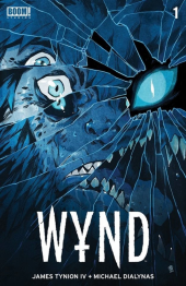 Wynd #1 Dialynas Variant Cover