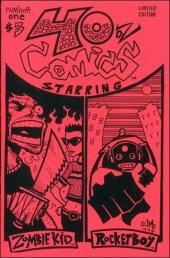 2014 FREE COMIC BOOK DAY RED GIANT SIZE 4-PACK BUNDLE SEALED FCBD TESLA