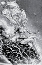 DCeased #2 Unknown Comic Books Exclusive Jay Anacleto B&W Remark Variant