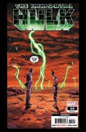 The Immortal Hulk #20 3rd Printing
