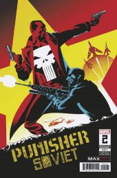 Punisher Soviet #2 1:25 Martin Variant