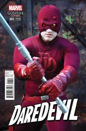 Daredevil #1 Cosplay Variant