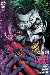 Batman: Three Jokers #1 Premium Variant Cover C Joker Bomb Variant