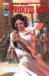 Star Wars: Princess Leia #4 Mile High Comics Variant
