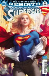 supergirl #15 variant edition
