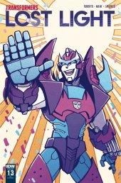 Transformers: Lost Light #13 RI Cover