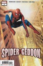 Spider-Geddon #1 Walmart Variant