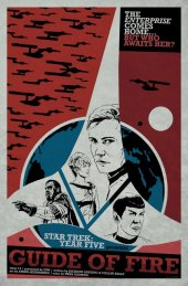 Star Trek: Year Five #13 1:10 Incentive Varaint