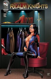 Grimm Fairy Tales Presents Realm Knights #4 Cover C Spay