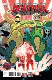 Deadpool #23