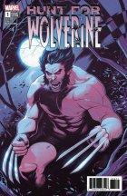 Hunt for Wolverine #1 Elizabeth Torque Variant