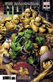 The Immortal Hulk #16 McKone Asgardian Variant