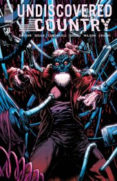 Undiscovered Country #8 Cover B Stegman