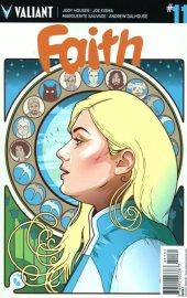 Faith #11 Cover C Cheung