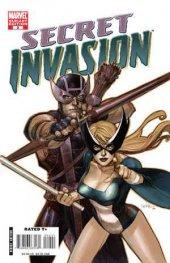 Secret Invasion #2 Yu Variant