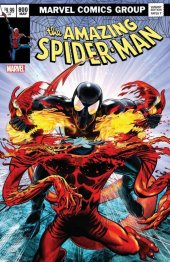 The Amazing Spider-Man #800 Mike Mayhew Variant B