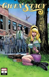 Gwen Stacy #2 1:25 Ramos Variant
