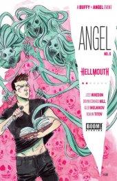 Angel #6 1:20 Beem Cover