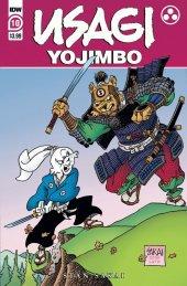 Usagi Yojimbo #10 Original Cover
