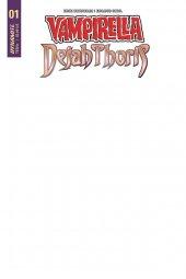 Vampirella / Dejah Thoris #1 Authentix Ed