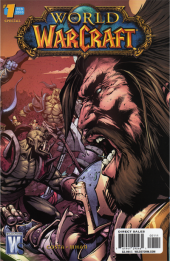 World of Warcraft Special #1 Variant Cover