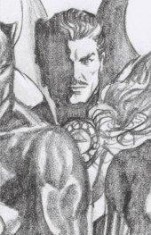 Strange Academy #3 1:100 Alex Ross Timeless Virgin Sketch Variant