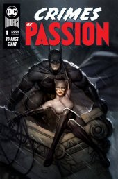 DC Crimes of Passion #1 Ryan Brown Variant A