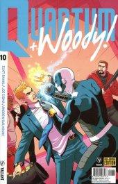Quantum & Woody #10 Pre-Order