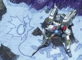 The Transformers: Drift #4 RE Cover