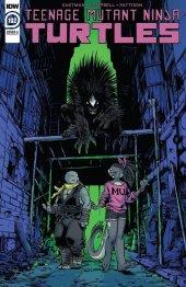 Teenage Mutant Ninja Turtles #102 Original Cover