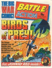 Battle Picture Weekly #161 Original Cover