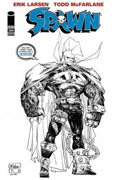 Spawn #266 Cover D