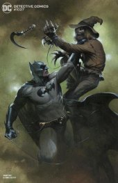 Detective Comics #1027 Cover I Gabriele Dell