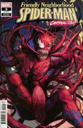 Friendly Neighborhood Spider-Man #9 Woo Dae Shim Carnage-ized Variant