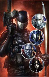 Snake Eyes: Deadgame #2 Mico Suayan Variant A