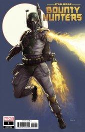 Star Wars: Bounty Hunters #1 Andrews Variant