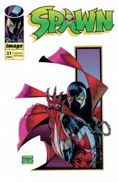 Spawn #21 Digital Edition