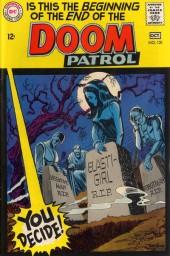 Doom Patrol #121