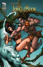 Grimm Fairy Tales Presents The Jungle Book #5 B Cvr Patterson