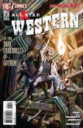 all-star western #4