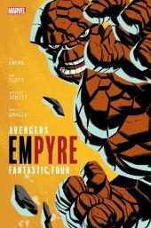 Empyre #1 Michael Cho Fantastic Four Variant Edition