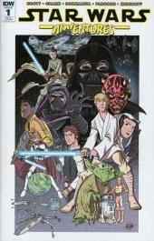 Star Wars Adventures #1 1:10 Incentive Variant